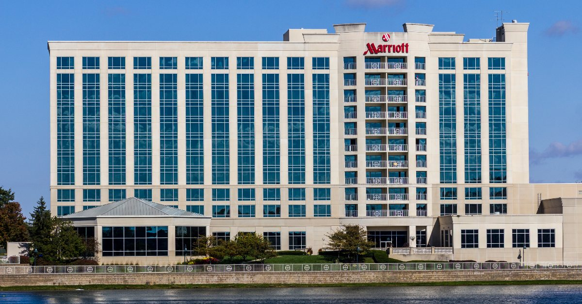After being hacked, Marriott Hotels expose the passports numbers for millions.