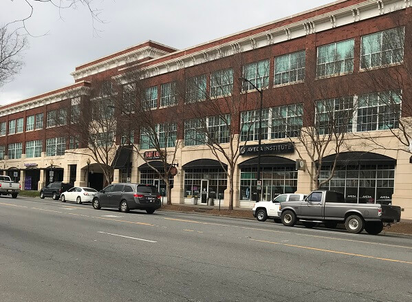 Passport Health South End Charlotte Travel Clinic Building Street View