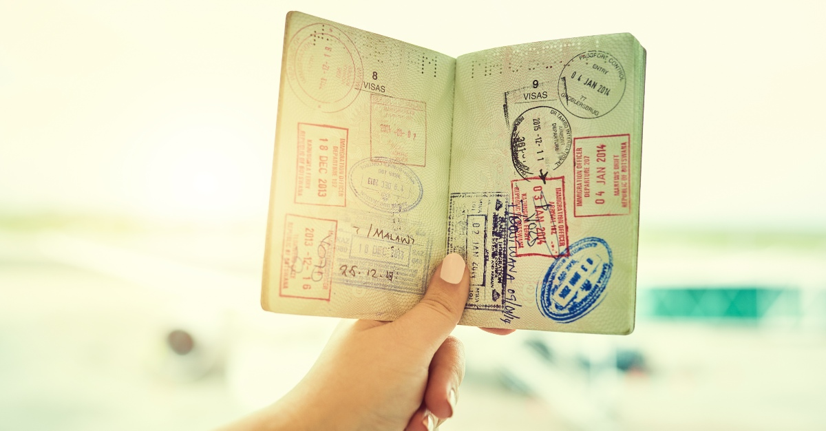 Running out of empty passport pages can derail a trip quickly.