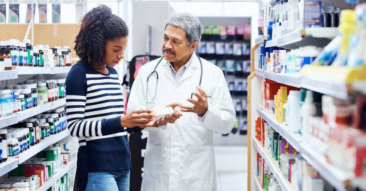 Running out of prescription medicine can do more than ruin a trip, putting your health at risk.