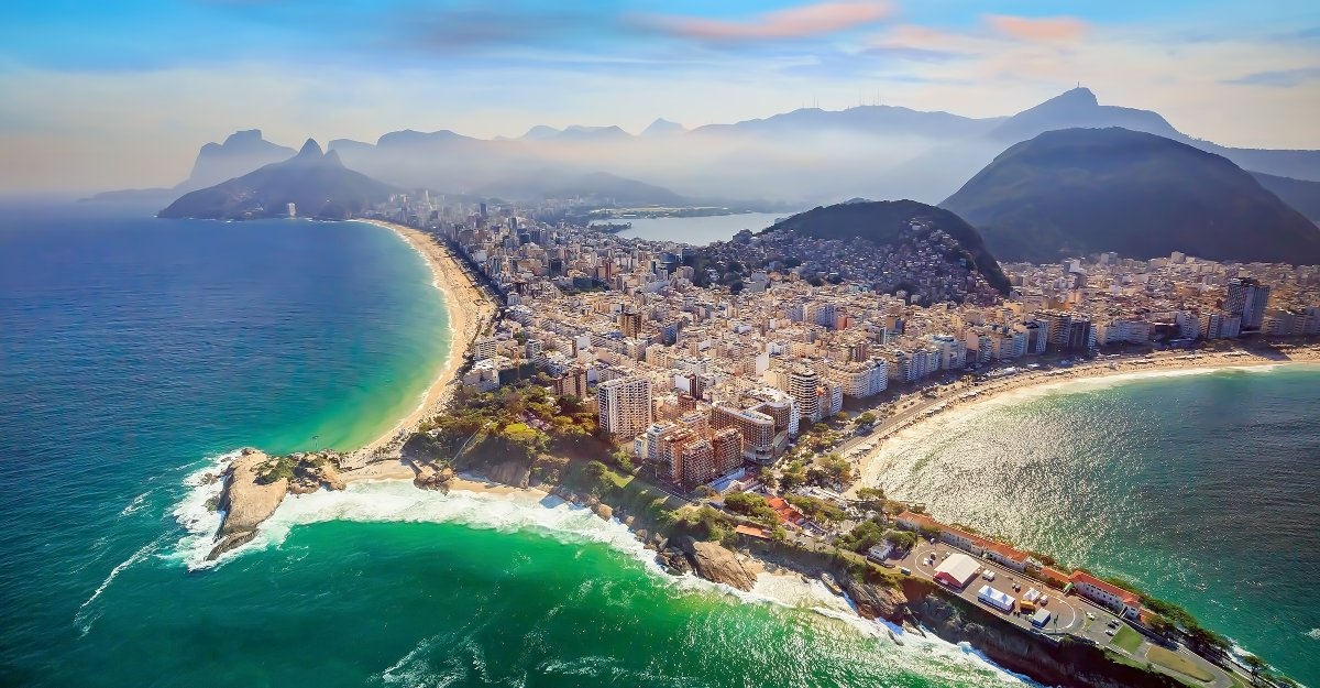 Brazil now offers some travelers to visit for 90 days without a visa.
