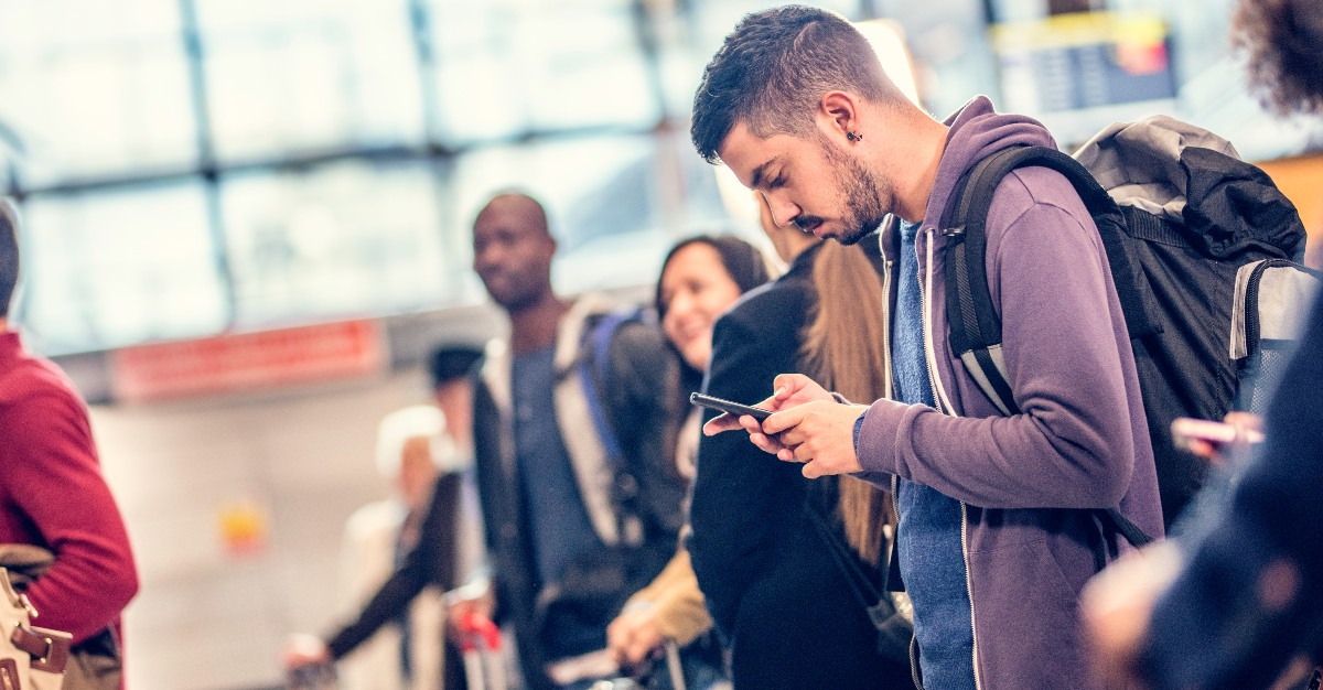 A new mobile passport app can help travelers save time at Customs.