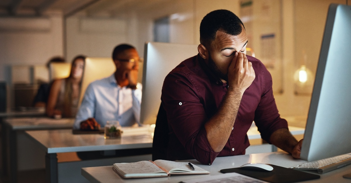 Ailments and viruses are a common occurrence for office workers.