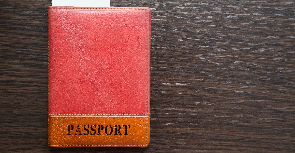 Travelers may find a need for a passport cover to keep their documents safe when traveling.