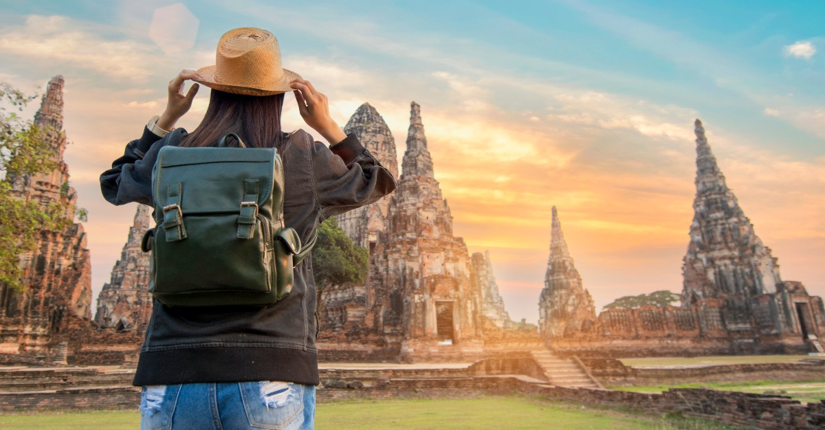 Thailand currently gets the biggest help to their economy from tourism in all of Asia.