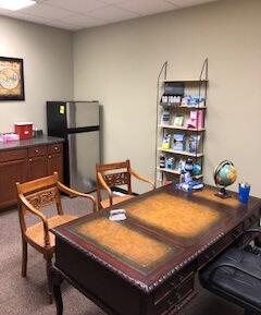 Passport Health Baton Rouge consultation room