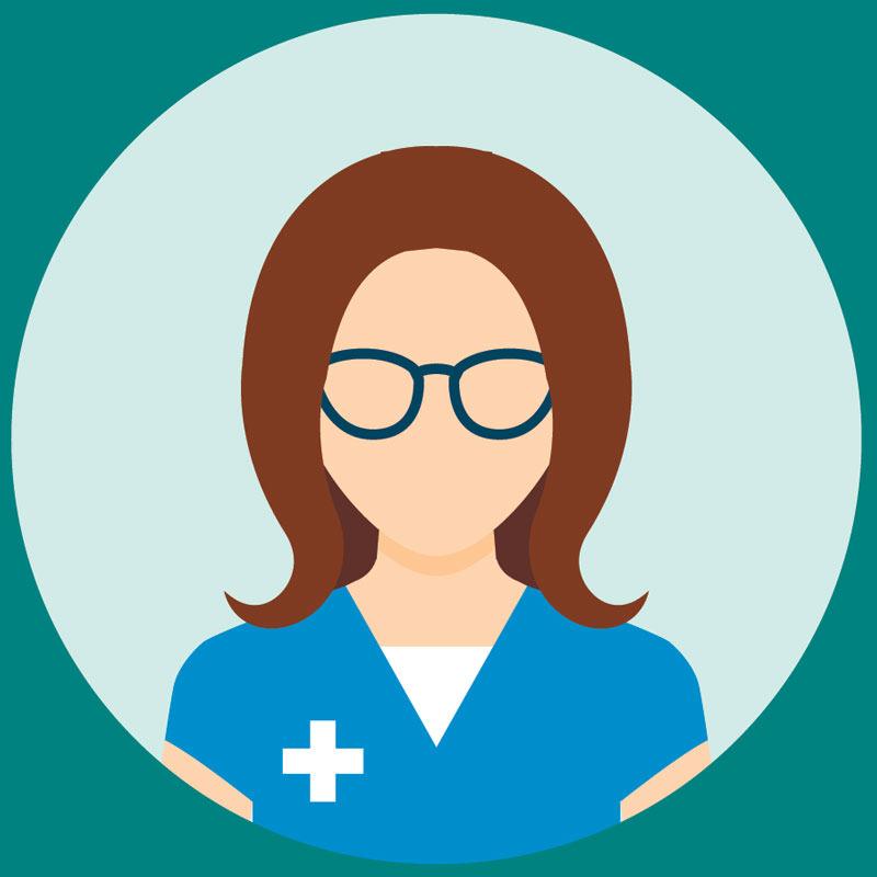 Sally Purdy, Nurse Manager