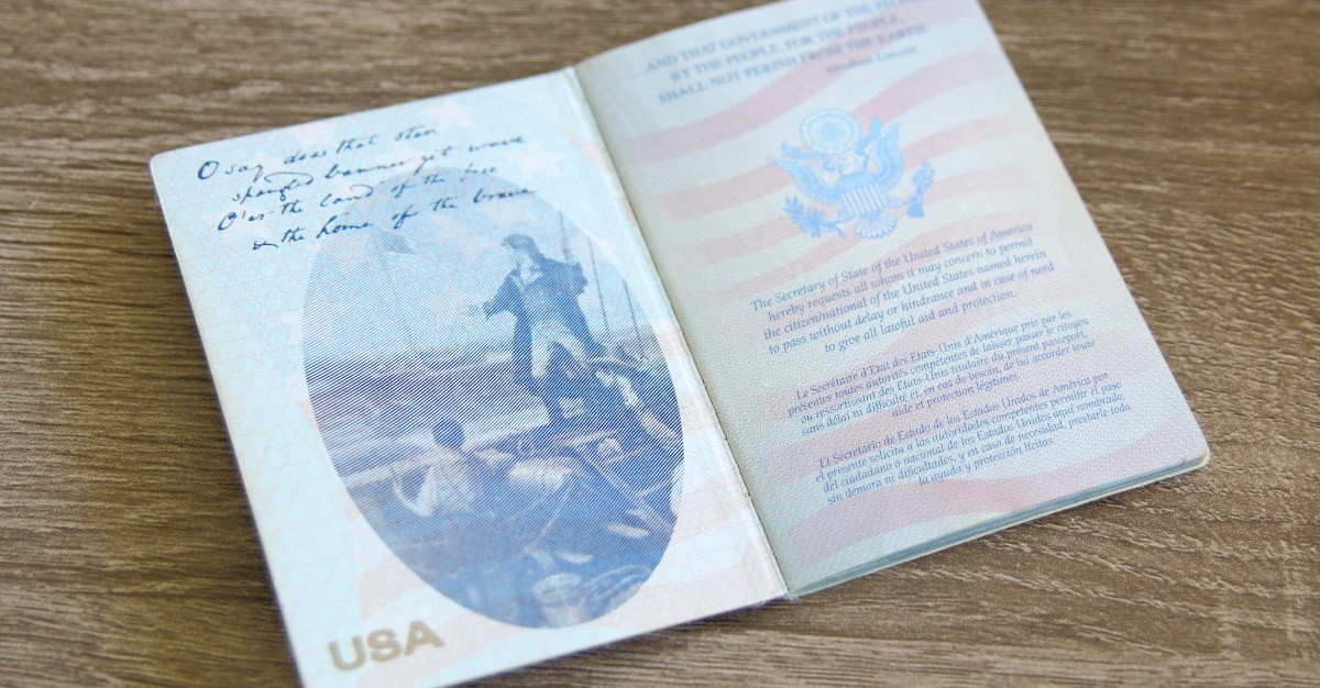 One missing signature on a passport can ruin any plans for a foreign trip.