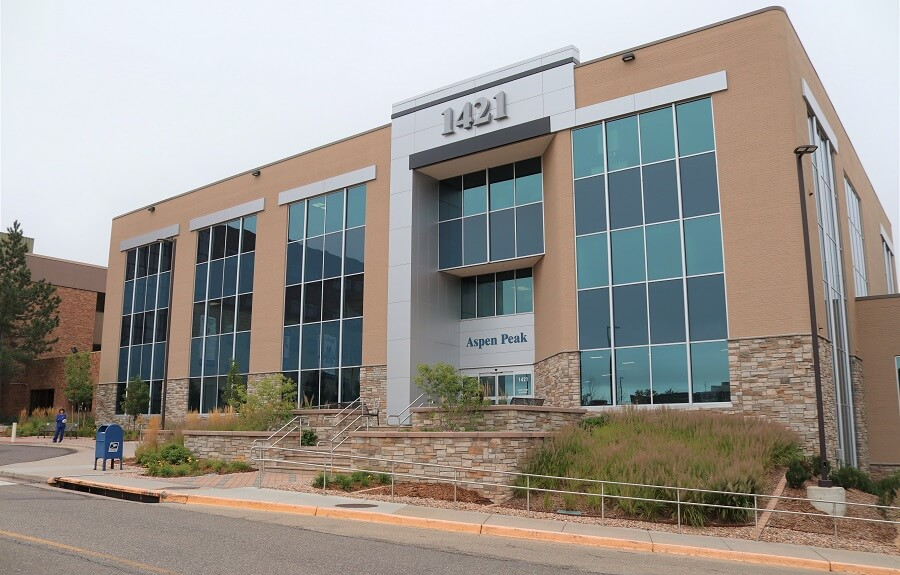 Passport Health Aurora travel clinic building