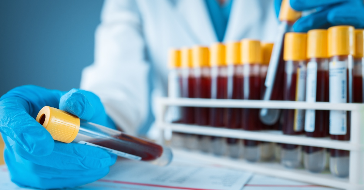 Some blood types may be much more likely to contract the stomach flu.