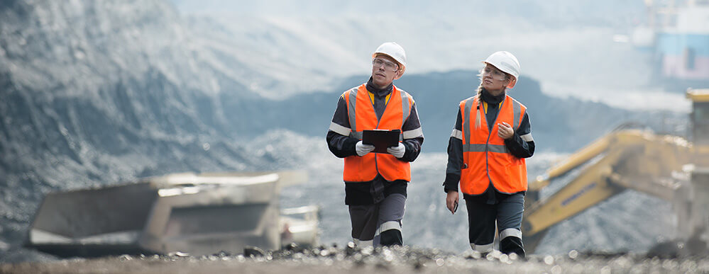 Miners, oil workers and other employees need to stay protected through vaccination.