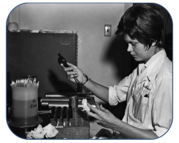 1968 influenza vaccine research