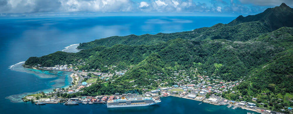 From rolling hills to amazing beaches, American Samoa is a must visit. Passport Health will help make sure avoid illness while enjoying the country's amazing sights.