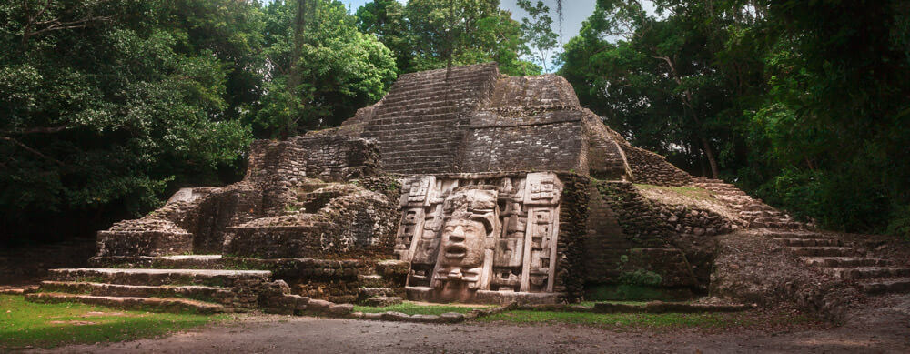 Ancient ruins dot the Belize countryside. See them all worry-free with the help of vaccinations and medications from Passport Health.
