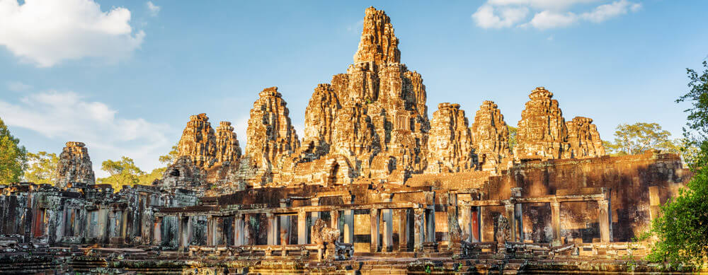 Ruins and history make Cambodia a top travel destination. See them without worries with Passport Health's travel vaccines and advice.