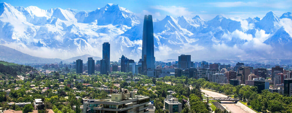 Cities and mountains meet in Chile's major cities. Explore them all with the help of Passport Health's vaccination and medication services.
