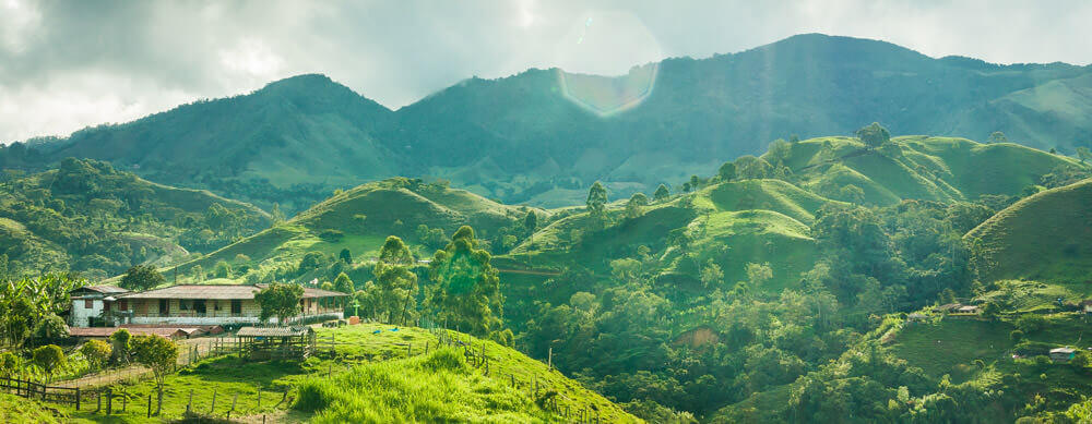 Rolling hills and amazing jungles bring many to Colombia each year. Enjoy your trip with the help of vaccinations and more from Passport Health.