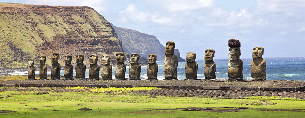 Many travel to Easter Island to see the famous stone figures, but how many travel safely? Visit Passport Health before your trip for travel vaccines and more!