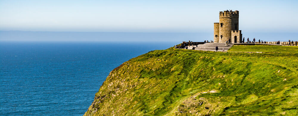 Historic buildings and amazing landscapes make Ireland popular with many people. But, is your health ready for the trip? Visit Passport Health before you go.