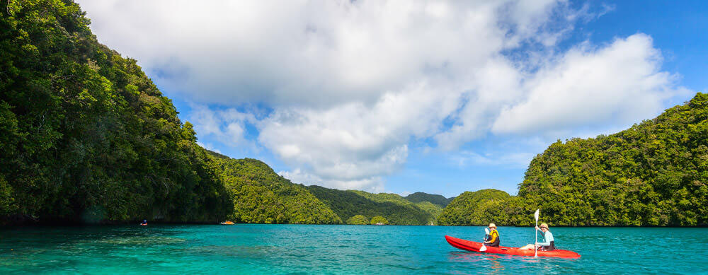 Clear waters and amazing sights make Palau a must visit. Learn what you need to do to stay healthy while there with Passport Health.