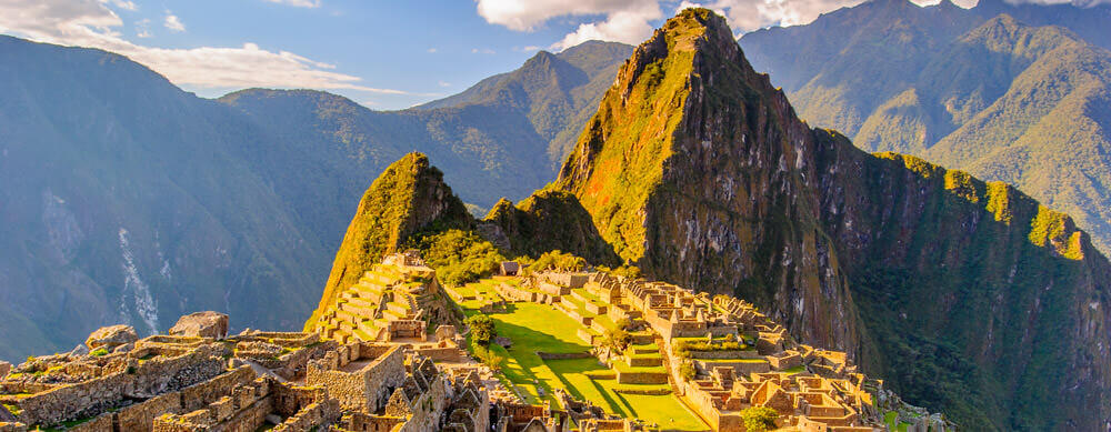 Machu Picchu is one of the must visit destinations worldwide. Travel there safely with Passport Health's high quality vaccination services.