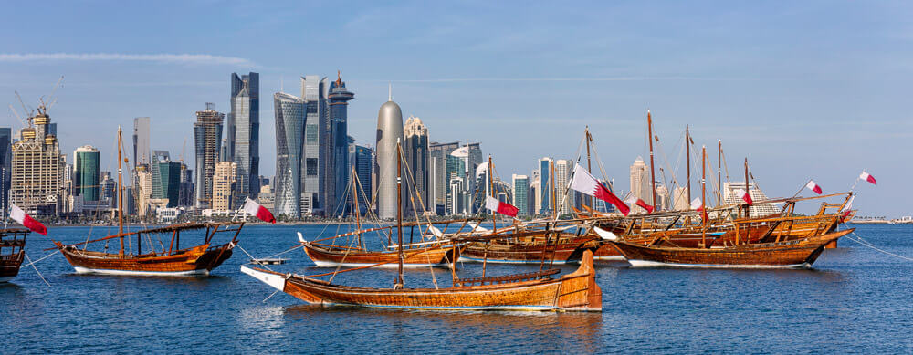 Amazing architecture and fantastic views make Qatar a must-visit. Travel safely with Passport Health.
