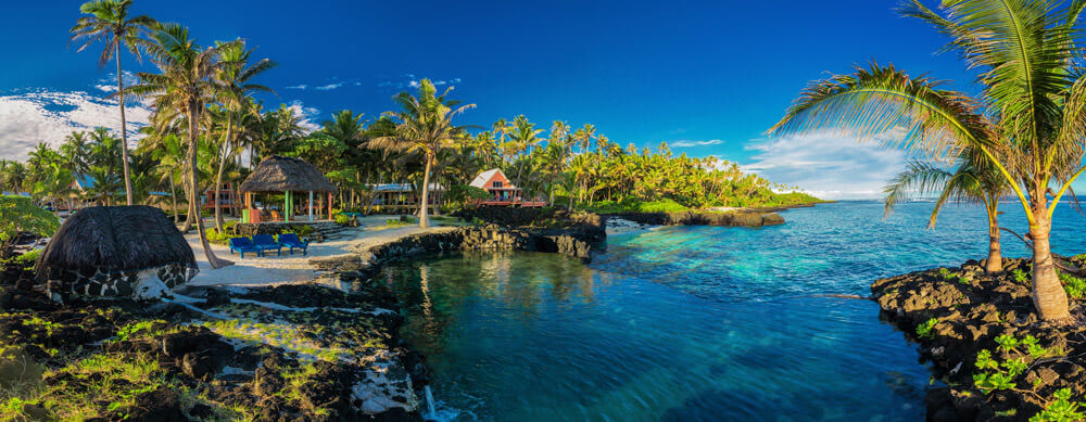 Calm beaches and clear waters make Samoa a must visit. Passport Health offers vaccines and more to help you travel safely.