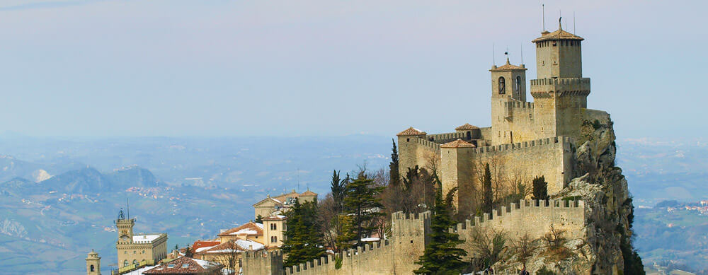 Ancient buildings alongside modern convenience is a theme in San Marino. Let Passport Health help you experience it safely with vaccination and more.