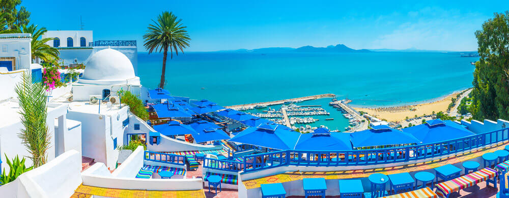 Crystal clear waters and relaxing beaches make Tunisia a must-visit destination. Passport Health will provide you with the vaccines and information you need.